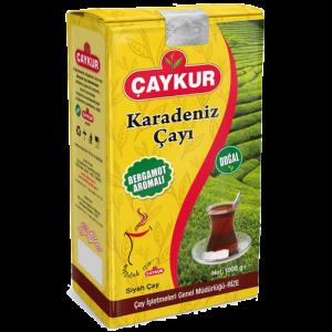 Bergamot Aromalı Karadeniz Çayı