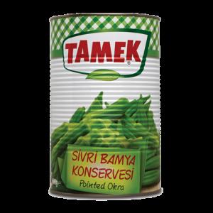 Tamek Sivri Bamya 5kg