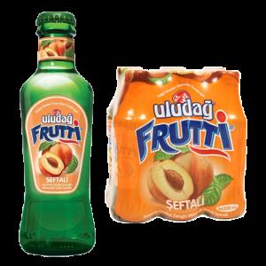 Uludağ Frutti Şeftali Aromalı
