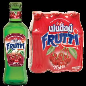 Uludağ Frutti Vişne Aromalı